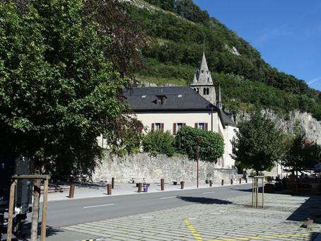 L'abbaye de Saint Maurice