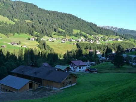 Sur la Deutsche Alpenstraße ~ Randonnée à la Kemptnerscharte