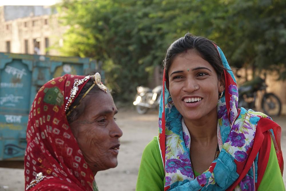 Portraits de rue à Chandelao