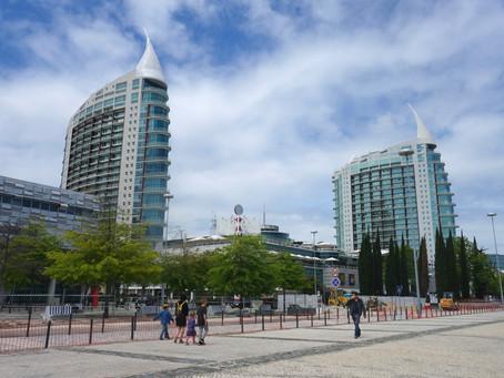 L'Oceanário de Lisbonne