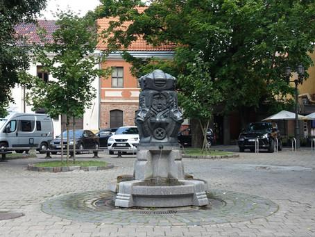 Kaunas, une étape lituanienne