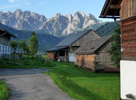 Au Dachstein ~ Balade au Hohe Scheibe