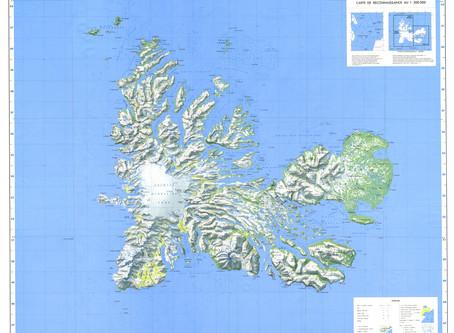 Terres Australes ~ Îles Kerguelen #1 La Baie Ratmanoff