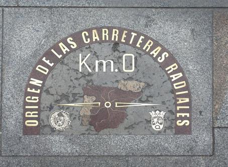 Camino de Madrid ~ J01 Madrid → Colmenar Viejo