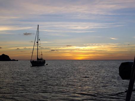 En mer de Cortés ~ De l'Ensenada San Juanico à la Bahia Salinas
