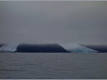 Veilles de quart en mer de Baffin