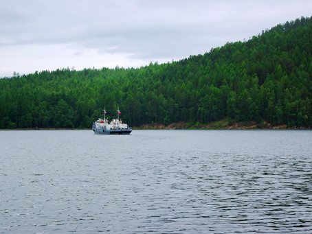 Au lac Baïkal J06 Golfe Tchivyrkouyski
