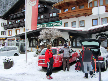 Les Alpes de Stubai ~ Le Kreuzjoch