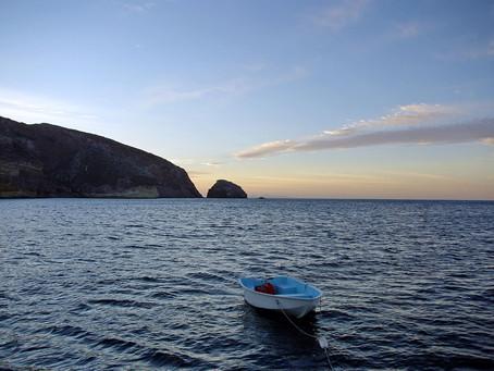 En mer de Cortés ~ De la Bahia Salinas à Puerto Escondido