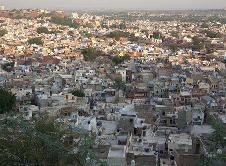 Jodhpur ~ La Ville Bleue