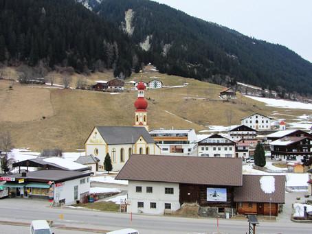Dans les Alpes de Stubai ~ Le Wetterkreuz