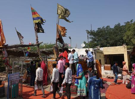 Jodhpur ~ Le cénotaphe de Jaswant Thada