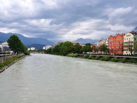 Haltes autrichiennes #1 Innsbruck