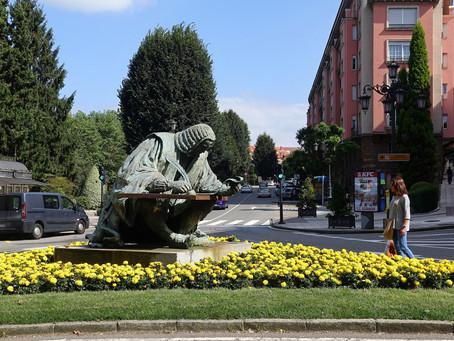 Oviedo, la capitale des Asturies