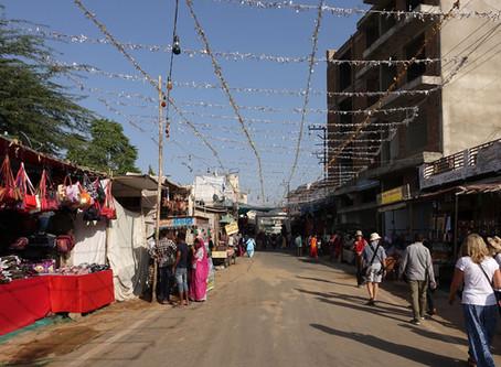 Pushkar la ville sainte de l'hindouisme