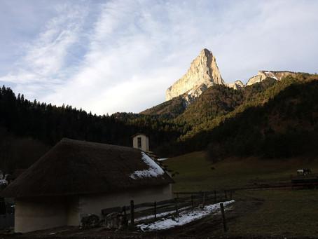 Balade d'automne à la Montagne du Goutaroux