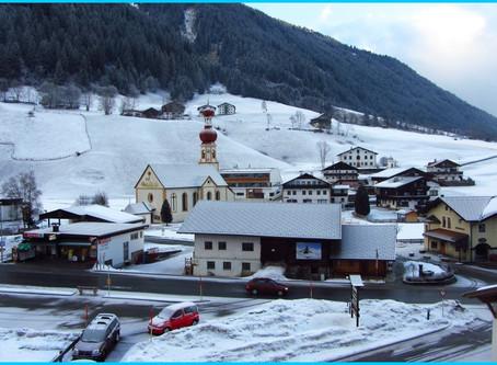 Les Alpes de Stubai