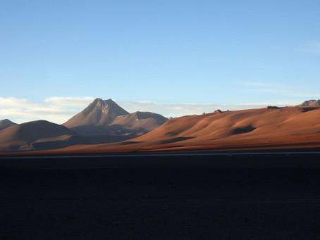Atacama ~ Le Salar de Tara
