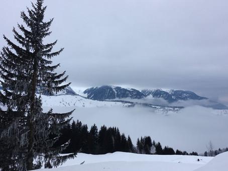 Jouer avec les nuages à Crève-Tête