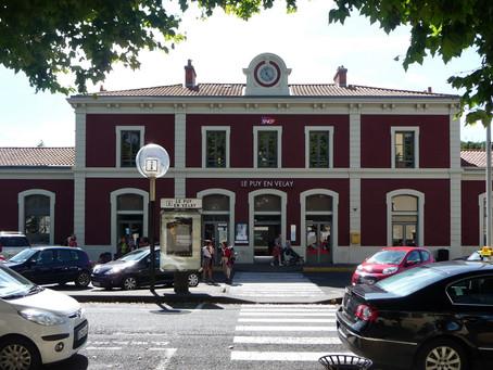 Voie Régordane J01 Du Puy-en-Velay à Bizac
