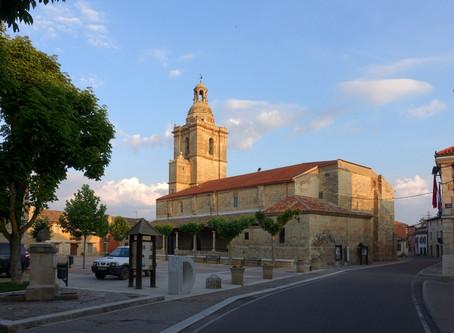 Camino de Madrid ~ J12 Castromonte → Medina de Rioseco