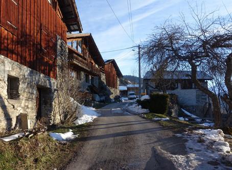 Boucle des hameaux de Villemartin