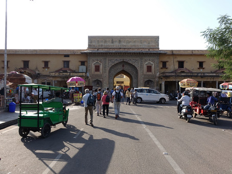 Jaipur ~ The City Palace #1