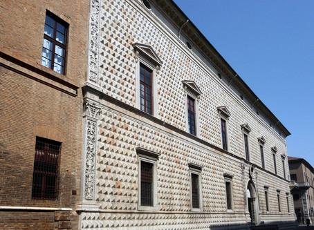 Ferrara, le circuit « Ajout de la Renaissance »