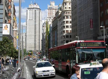 Le Camino de Madrid