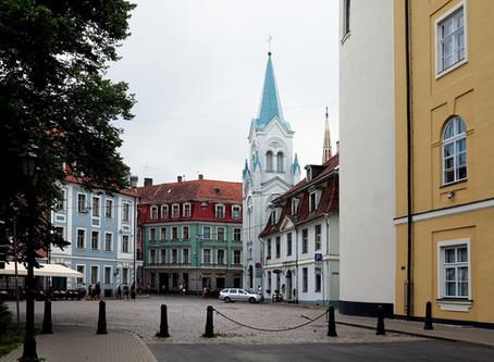 Riga et l'Art Nouveau