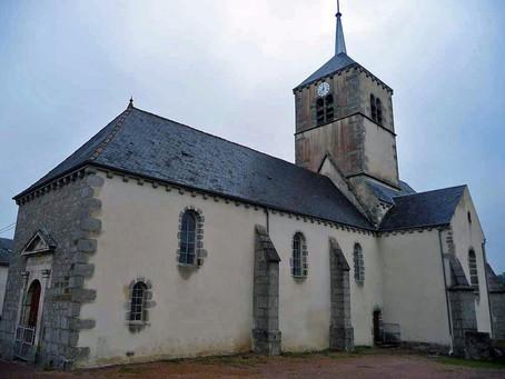 Chemin d'Assise de Marigny l'Église au Lac des Settons