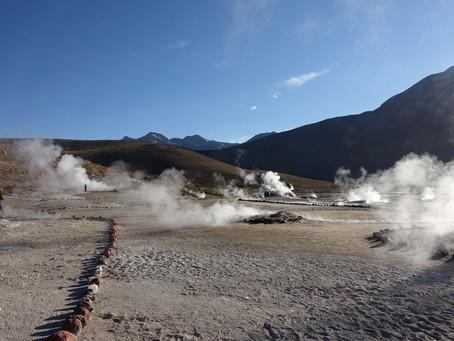 Atacama ~ Les geysers du Tatio