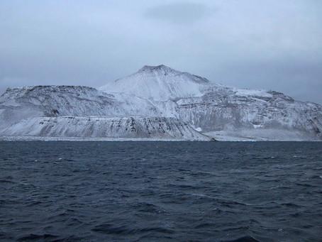 Atlantic Odissey ~ Rêve d'Antarctique #3 La Péninsule de Graham ~ Paulet Island