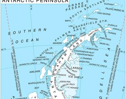 Atlantic Odissey ~ Rêve d'Antarctique #2 La Péninsule de Graham ~ Brown Bluff