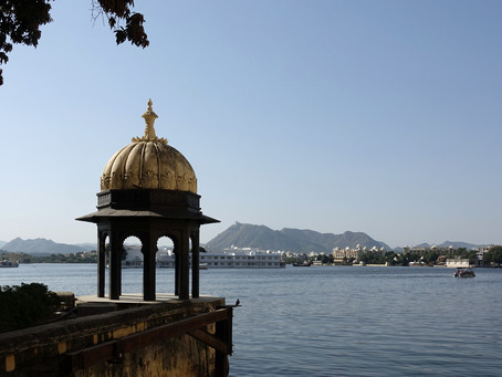 Udaipur ~ The City Palace #1