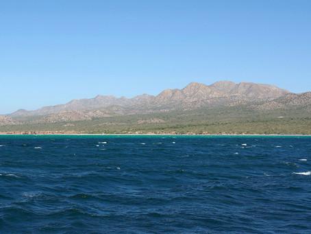 En mer de Cortés ~ De l'Isla San Francisco à la Caleta San Evaristo