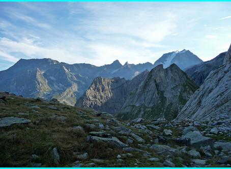 Tour des glaciers de la Vanoise #3 Du Refuge de la Valette au Refuge du Col de la Vanoise / art 209