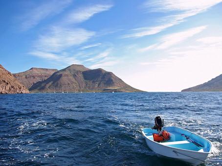 En mer de Cortés ~ De la Caleta Partida à l'Isla San Francisco