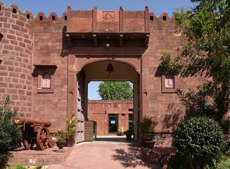 À Chandelao Garh nouvelle visite chez les Bisnoïs