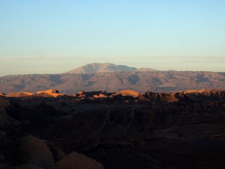 Atacama ~ Une journée dans la Valle de la Luna