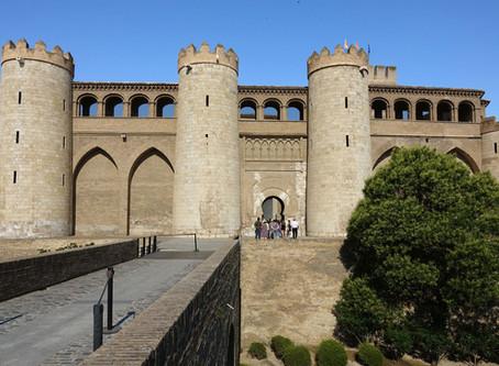 Zaragoza ~ Le Palacio de la Aljaferia