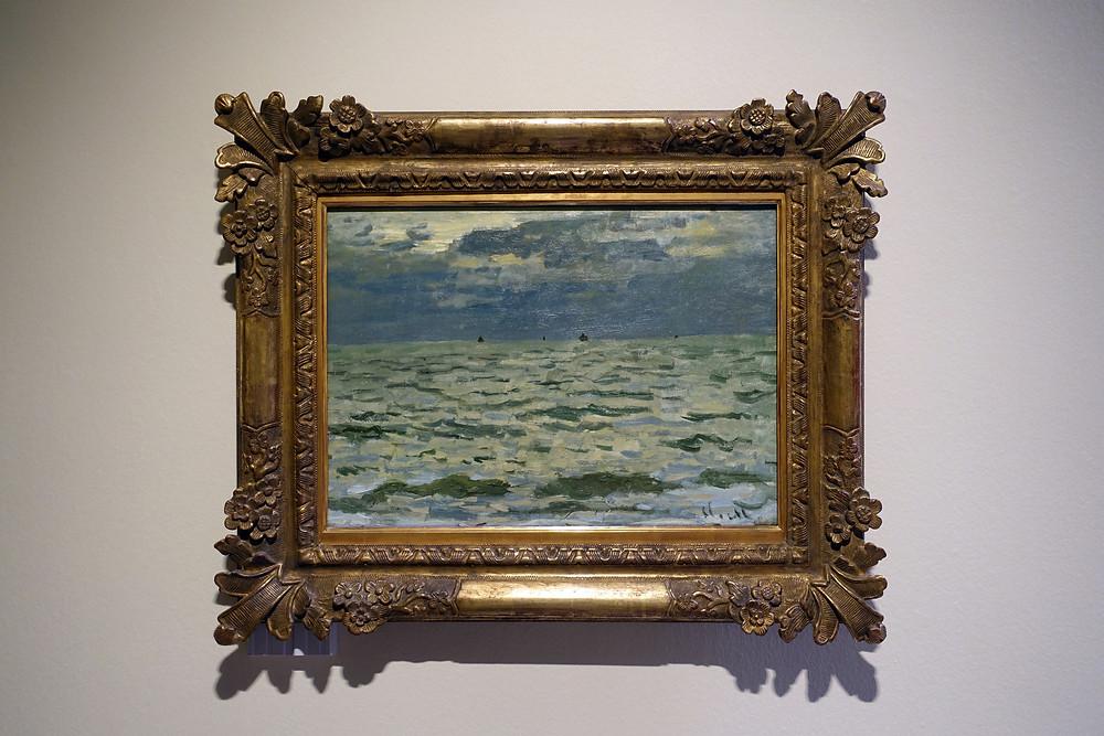 Claude Monet - Marine, Le Havre