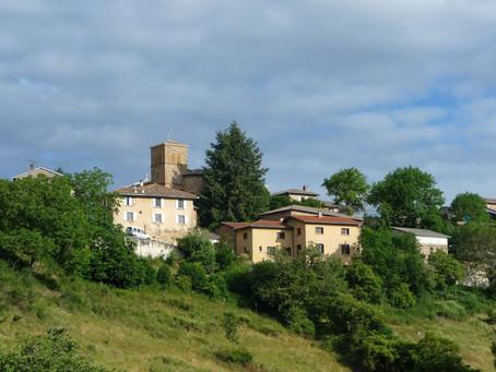 Chemin d'Assise de Saint Cyr le Chatoux à Ars sur Formans