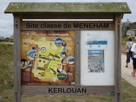 Images de Bretagne #4 Meneham, hameau de goémoniers