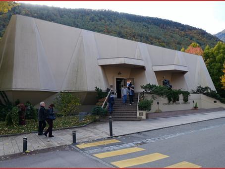 La Fondation Gianadda à Martigny