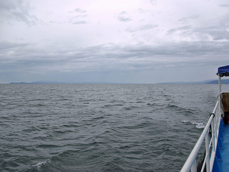 Au lac Baïkal J04 Peka Molokon - Mys Bolsodey