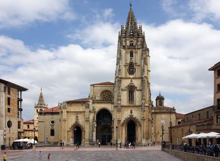 La catedrale San Salvador d'Oviedo