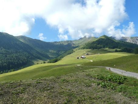 Le Mont Jovet en boucle depuis les hauts de Montalbert