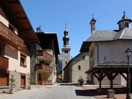 Sur les chemins du Baroque ~ En Tarentaise la chapelle Notre-Dame de Tout Pouvoir de Bozel