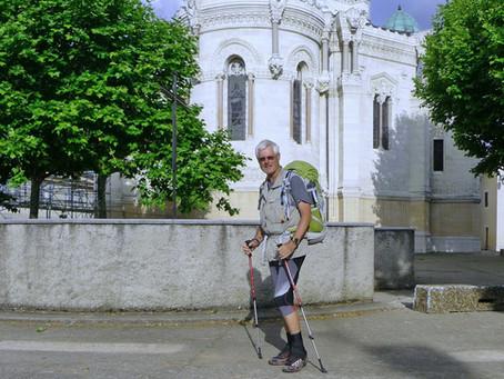 Chemin d'Assise d'Ars sur Formans à Saint Marcel en Dombes